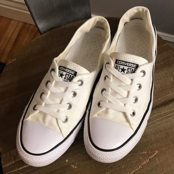 Converse Shoes - Chuck Taylor all star dainty low top